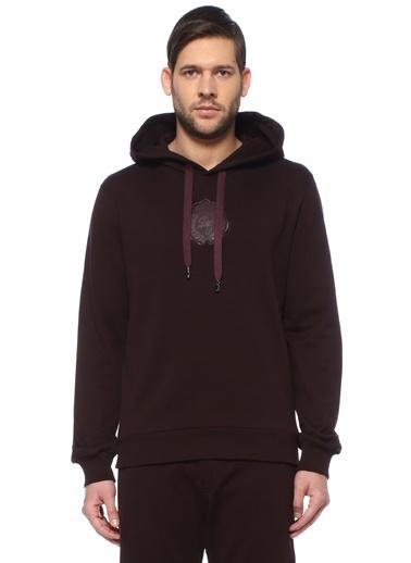 Dolce&Gabbana Dolce&Gabbana  Kapüşonlu Sweatshirt 101620201 Bordo